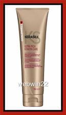 GOLDWELL KERASILK Ultra Rich Keratin Care intense mask hair treatment 150ml