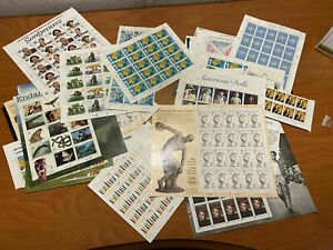 Postcard 100 --35 cent 2 - 3 stamp-combo rate discount postage