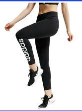 Leggings donna Adidas da Palestra Sport Cotone Yoga Leggins Sportivi Fitness