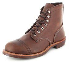 Red Wing Shoes Stiefelette 8111 Braun Herren Schnürstiefelette Work Boots