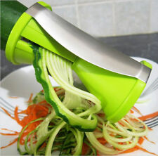 Kitchen Tool Vegetable Fruit Spaghetti Maker Cutter Slicer Peeler Green US