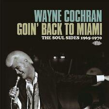 Wayne Cochran - Goin Back to Miami: Soul Sides 1965-70 [New CD] UK - Import