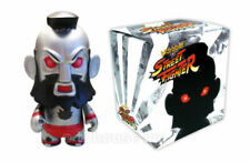 """SDCC Comic-Con Exclusive kidrobot STREET FIGHTER MECHA ZANGIEF 3"""" SEALED NEW"""