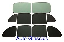 1940 Pontiac Series 25 Touring 4 Door Sedan Auto Glass Kit Restoration Windows