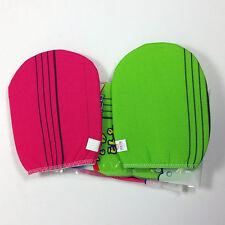 4 PCS KOREAN EXFOLIATING Body Scrub Towels Cushion BATH MASSAGE SKIN Cushion Typ