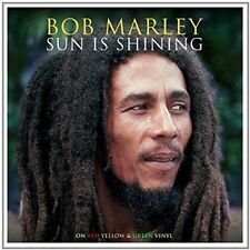 Bob Marley Sun Is Shining 3 X 180gsm Coloured Vinyl LP