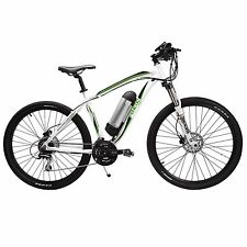 Fenetic Sprint Electric Mountain Bike with suspension - 24 gears LCD Screen