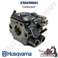 Genuine Husqvarna Carburetor 576019801   323 326 327 223