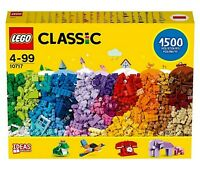 LEGO Classic Bricks Bricks Bricks Brand New And Sealed (10717)