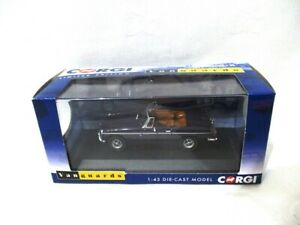 Corgi Vanguards MGB Roadster  Acconite Purple  VA10712
