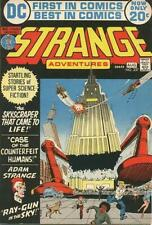 STRANGE ADVENTURES #237 F, Adam Strange, DC Comics 1972 Stock Image