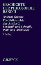Geschichte der Philosophie. von Andreas Graeser (1993, Taschenbuch)