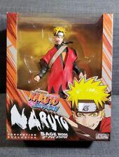 """Naruto Sage Mode 6"""" PVC Statue Comic-con Convention Exclusive 1/1000 Shippuden"""