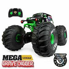 Monster Jam Monster Truck 1:6 MEGA Grave Digger Remote Control**IN STOCK