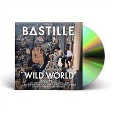 Wild World Deluxe by Bastille Alternative Rock Audio CD Vihd4 UXX