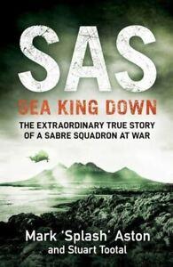 SAS: Sea King Down by Mark Aston