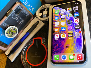Apple iPhone XS (64gb) USA Blacklisted (A1920) Space Grey: Open-Box {iOS14}99%