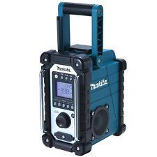 MAKITA Batteria-cantieri Radio Radio DMR 107 successore del dmr102 7,2 - 18 V