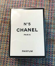 Chanel no 5 7 ml PURE parfum VINTAGE NEVER opened