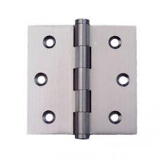 Bolton 2.5 inch Residential Solid Brass Door Hinge in Satin Nickel Finish