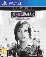 Life is Strange Before the Storm - Edition Limitée - Jeu Playstation 4 - Neuf