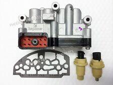 A604 Shift Solenoid Block & Input Output Speed Sensors 41TE transmission