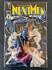 John Byrne's Next Men - 23-26 - Power - 1-4 - Dark Horse Comic Books - NM  1994