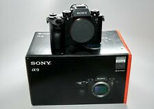 Sony Alpha A9 ILCE-9 24.2MP Mirrorless Camera - Black (Body Only)