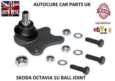 SKODA OCTAVIA 1U 1996 - 2010 LOWER BALL JOINT RIGHT HAND X 1