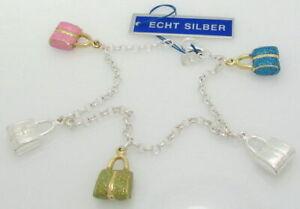 Schickes Kinder Armband Bettelarmband für Mädchen 925 Sterling Silber