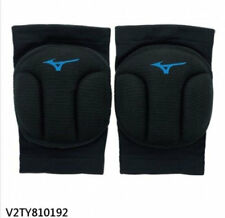 Mizuno Volleyball Thick Protection Knee Pads (A Pair) Black Blue V2TY810192