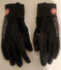Castelli Spettacolo Gloves Windstopper Size Small
