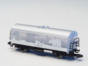 Marklin Z-scale Polar Bear car Semi transparent Refer car Special Edition 2000