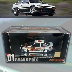 Hotworks 1/64 D1 Grand Prix Toyota AE86 Yukes Sift Drift D1GP Die Cast Initial D