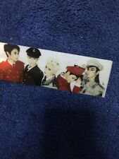 SHINee Bookmark Stationary Kpop GIFT UK