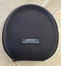 Genuine BOSE QuietComfort 15 QC15 Hard Carry Travel Case