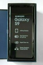 New Samsung Galaxy S9 G960U - 64GB - Black Unlocked Smartphone UK Seller