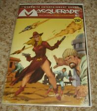 MASQUERADE #2 GEORGE TUSKA 1 in 15 VARIANT NM Dynamite Project Superpowers