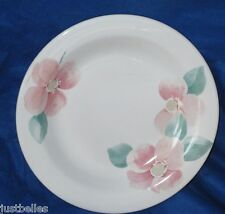 """Pfaltzgraff Garland Blush 6 3/8"""" Salad Plate/Bowls Set of Three (3)"""