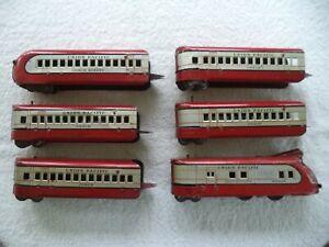 Marx UP M10000 Electric Passenger Train Set No. 7083 Original Condition