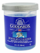 Goddards Jewelry Cleaner 180ml Quickly Cleans and Shines All Jewelry