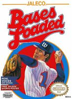 Bases Loaded For Nintendo NES Vintage 6E