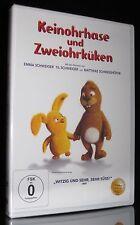 DVD KEINOHRHASE UND ZWEIOHRKÜKEN - Top-Kinderfilm für die ganz Kleinen ** NEU **