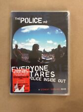 The Police - Everyone Stares the Police Inside out. DVD.Brand New.