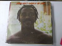 John Holt-World Of Love Vinyl LP 1977 REGGAE ROOTS