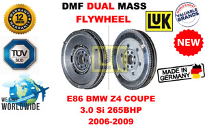 FOR E86 BMW Z4 COUPE 3.0 Si 265BHP 2006-2009 NEW DUAL MASS DMF FLYWHEEL