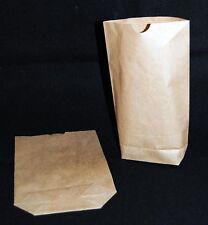 Nr.4027 Papiertüten braun mit Boden 32x47cm 100Stk.