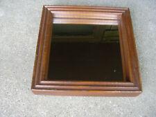 """Home Interior Wooden Accent Mirror 8"""" Square"""