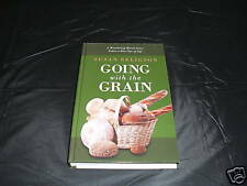 Going With the Grain by Susan Seligson Large Print Book Savew/Combined Shipping!