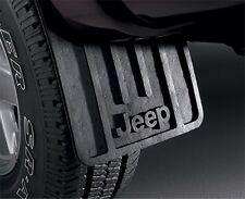 NEW 2003-2007 Jeep Liberty Heavy Duty Splash Guards Mud Flaps OEM MOPAR